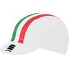 Sportful Italia Cap white/tricolore
